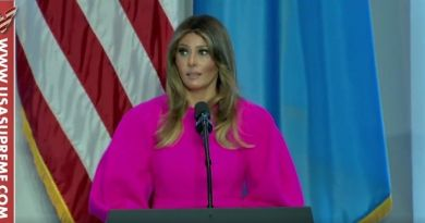 Liberals Launch Vicious Attack On Melania For This Sick Reason!