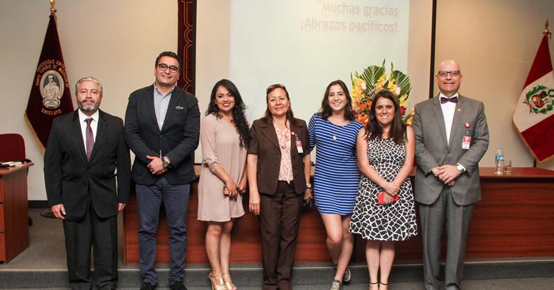 Red ESPAZ y RSU-USAT unidos en Foro Internacional