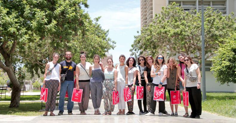 USAT recibe a estudiantes de Universidad de Zaragoza