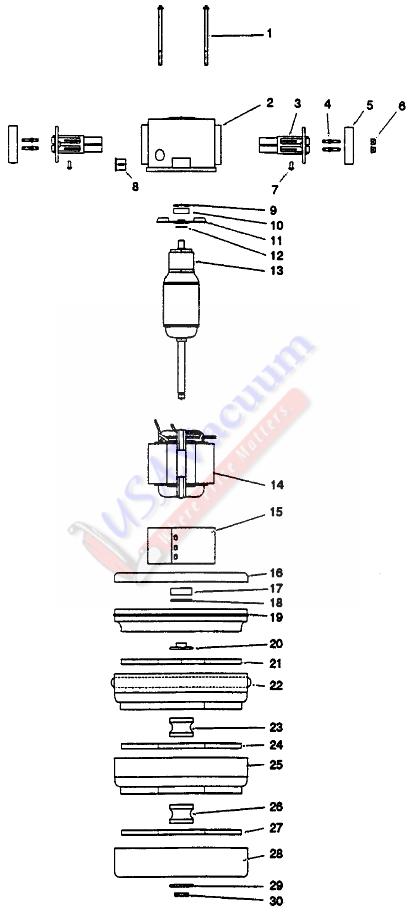 Nutone Central Vacuum Diagram Vacuum Hose Diagram