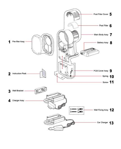 small resolution of dyson dc16 handheld vacuum cleaner