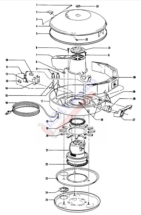 Vacuum Cleaner Schematic Air Cleaner Schematic ~ Elsavadorla