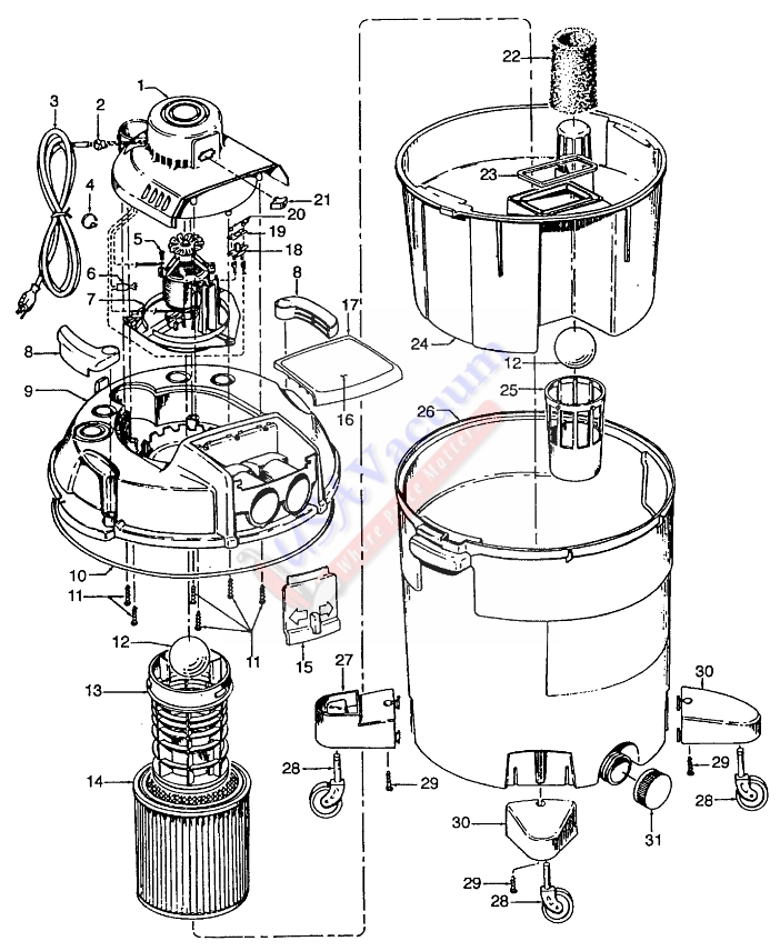Miele Parts Diagram. Diagrams. Wiring Diagram Images