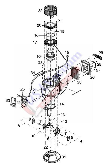 Vacuum Parts: February 2017
