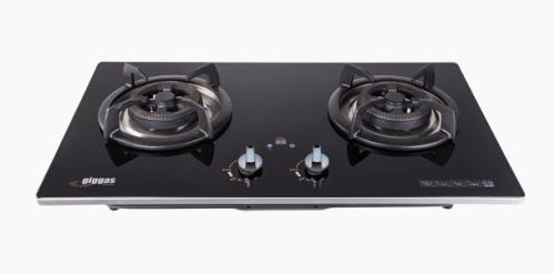 上將 GA-9288(LPG) 嵌入式 雙頭煮食爐 (石油氣)
