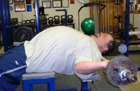 diy roman chair walmart childrens table and chairs usawa dino gym member brian krenzin is the only lifter who has a record in abdominal raise on his lift of 60 pounds was done at