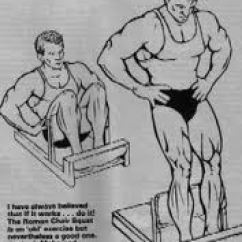 Roman Chair Situps Arnold Ergonomic Setup Usawa United States All Round Weightlifting Association Page 129 Squat