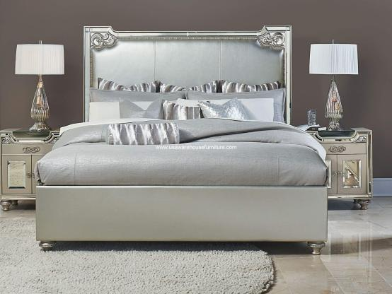 Bel Air Park Upholstered Bed