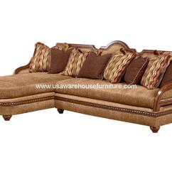 Fabric Sofa Sets With Wood Trim Global Furniture Reviews Benetti 39s Italia Lucianna Sectional Set