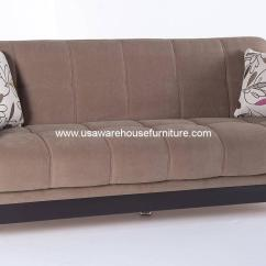 Playroom Sofa Bed Chelsea St Albans Demka Duru Sleeper Optimum Brown Usa Warehouse