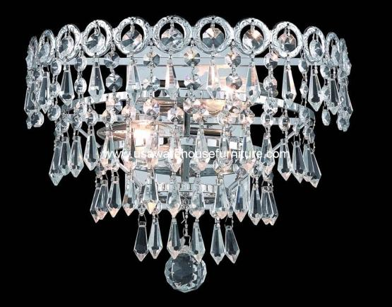 2 Lights Wall Sconce 1902 Century Collection