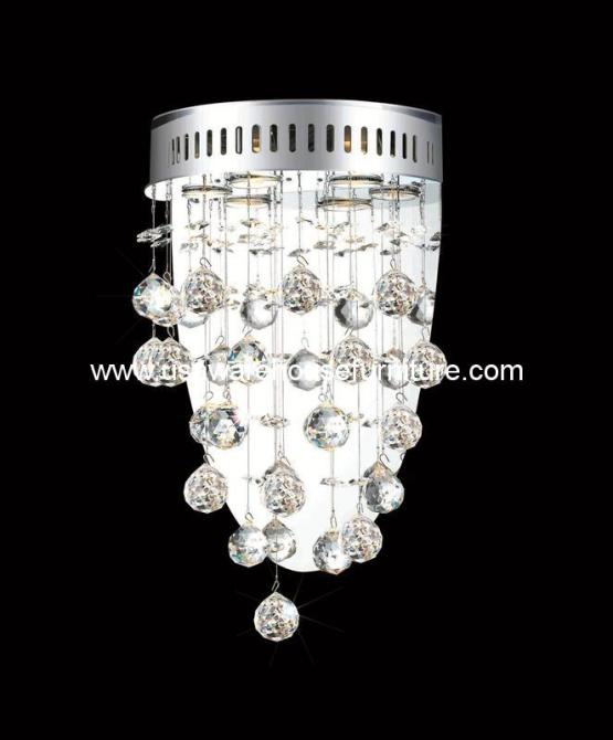3 Lights Wall Sconce 2006 Galaxy Collection