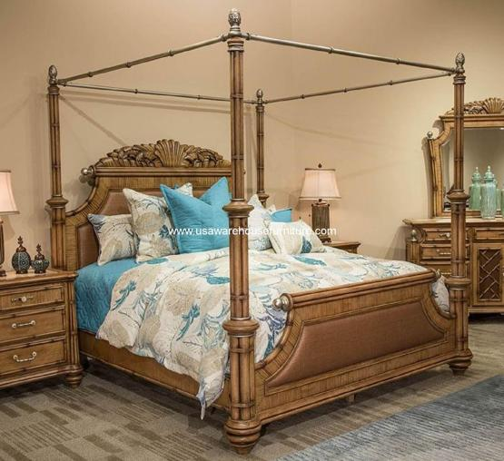 Excursions Canopy Bed