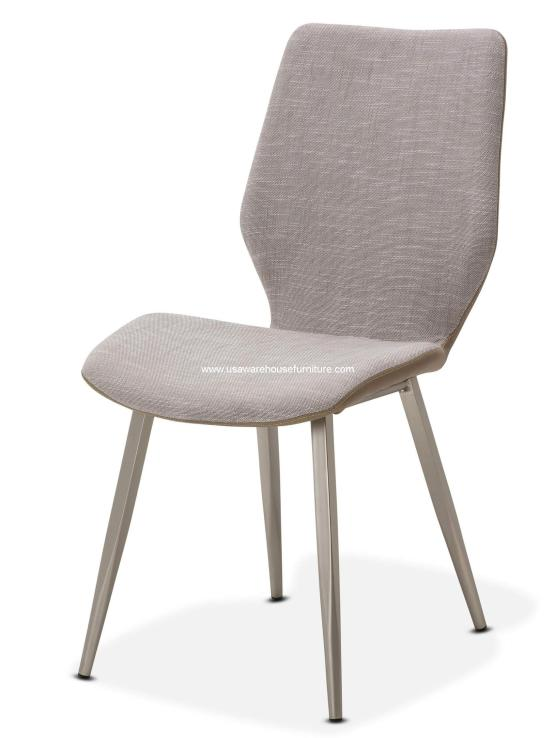 Michael Amini Trance Halsted Dining Side Chair