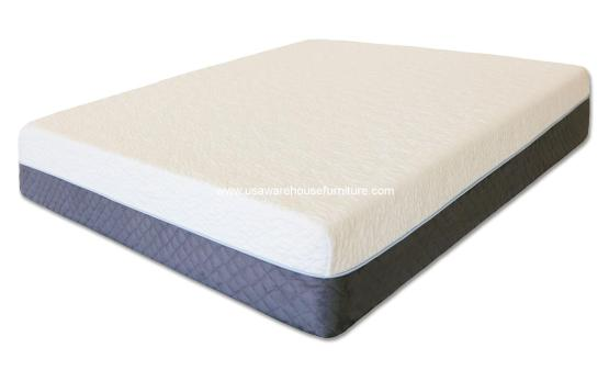 "11"" Hellebore Gel-Infused Memory Foam Mattress"