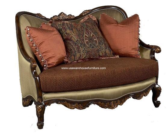 Benetti's Italia Abrianna Chair and Half