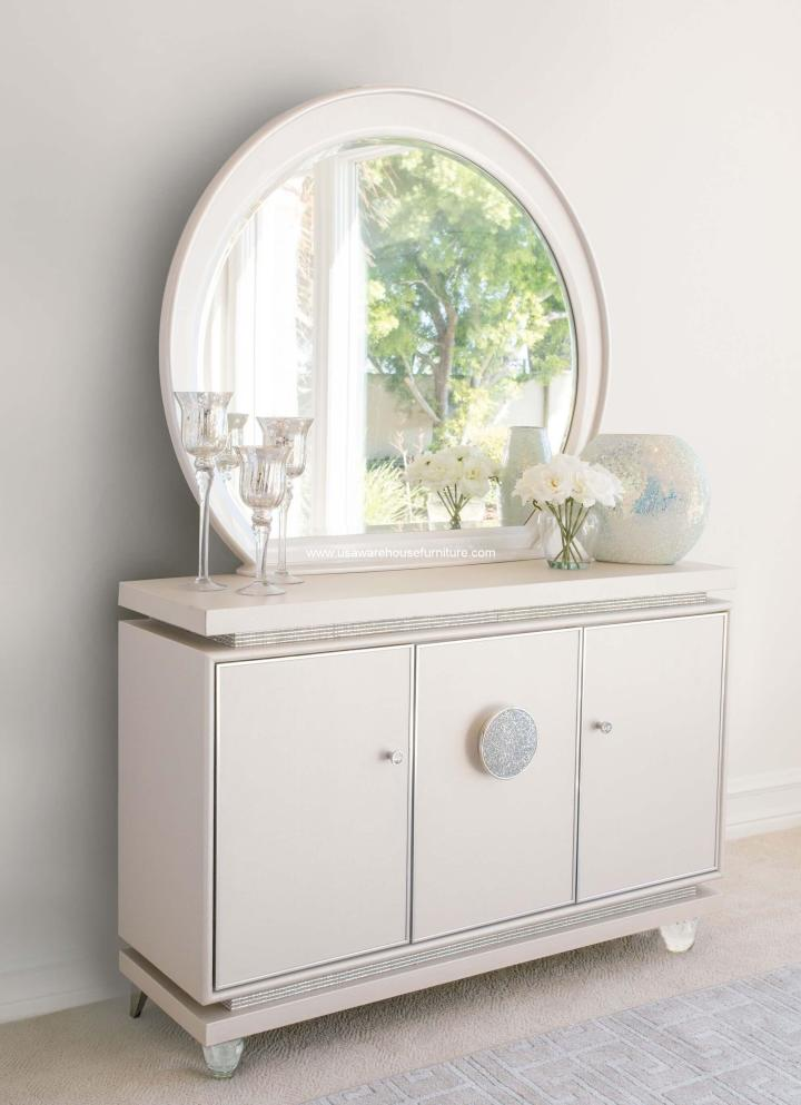 Michael Amini Glimmering Heights Sideboard