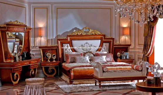 Empire European Luxury Bedroom Set