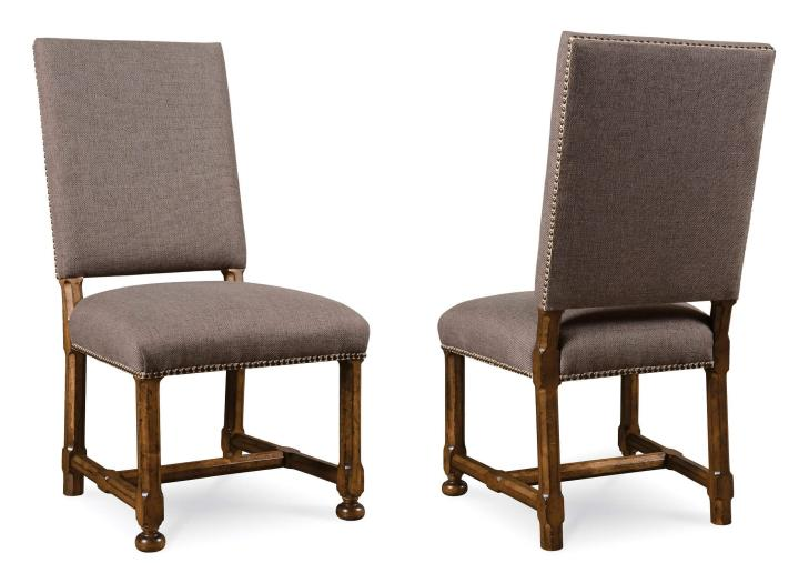 Echo Park Upholstered Back Dining Side Chair