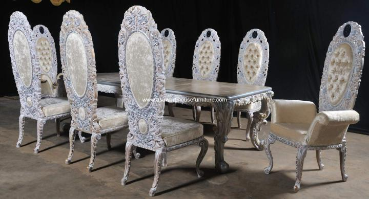 Basilio European Dining Set
