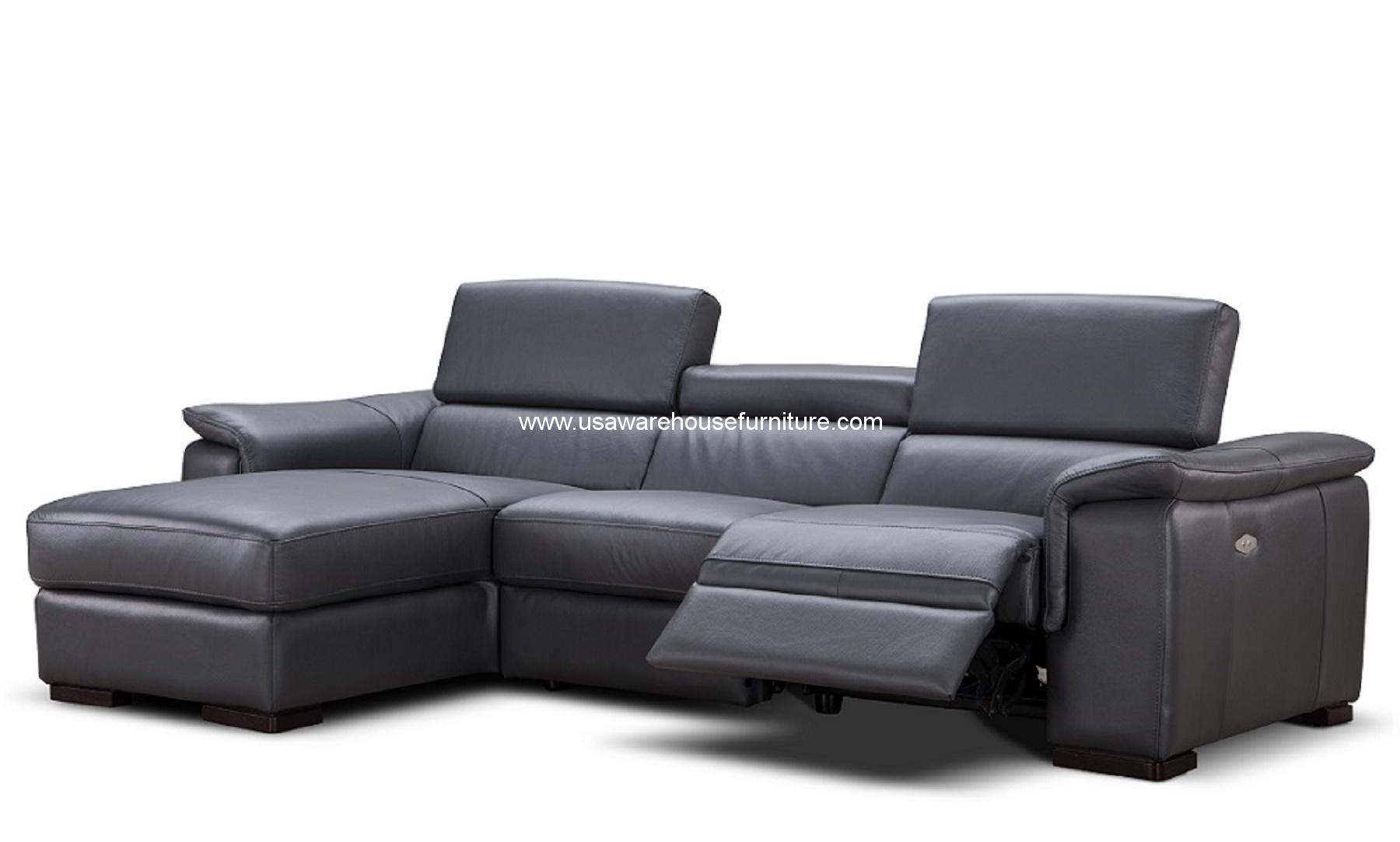 reclinable sectional sofas 7 piece sofa costco alba premium leather power reclining usa
