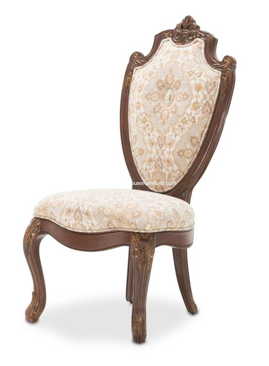 Michael Amini Villa Di Como Dining Side Chair