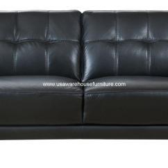 Full Grain Leather Chair Covers John Lewis Nicole Black Top Sofa Usa Warehouse