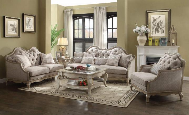 Acme Chelmsford Sofa Set