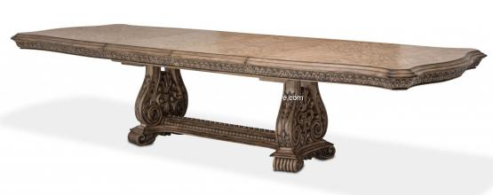 Villa Di Como Dining Table Heritage Finish