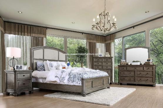 4 Piece Armus Panel Bedroom Set