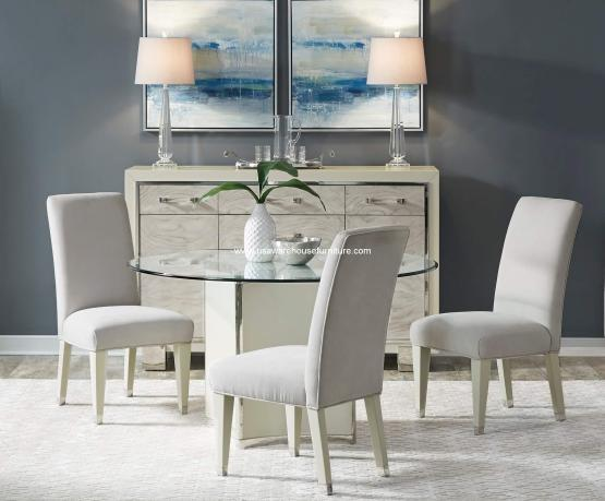 5 Piece Cydney Modern Dining Set