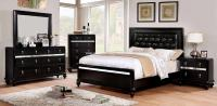 Contemporary Black Bedroom Furniture