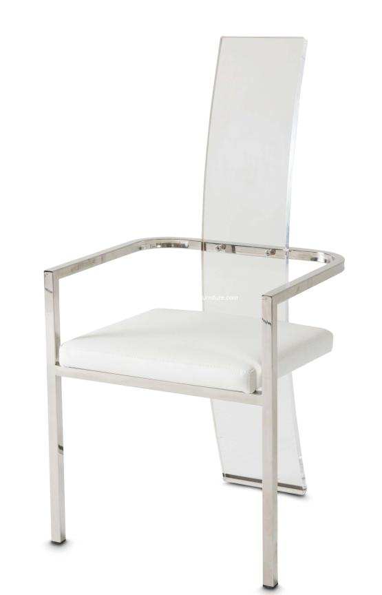 Michael Amini StateSt Dining Chair