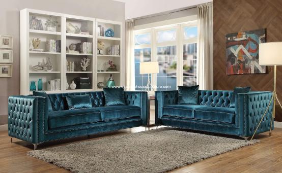 2 Piece Gillian Sofa Set