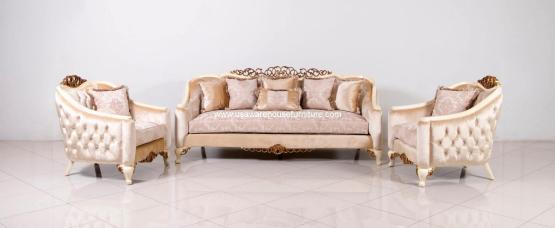 3 Piece Angelica Sofa Set