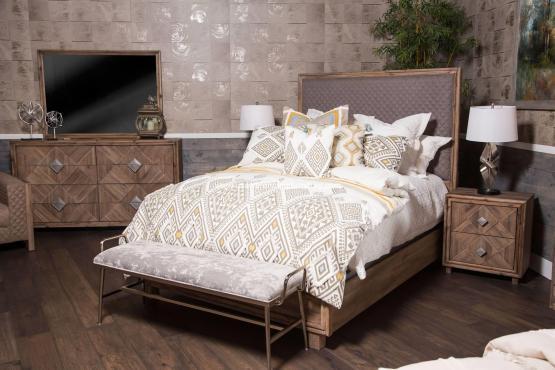 4 Piece Hudson Ferry Bedroom Set
