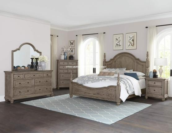 Lavonia Poster Bedroom Set