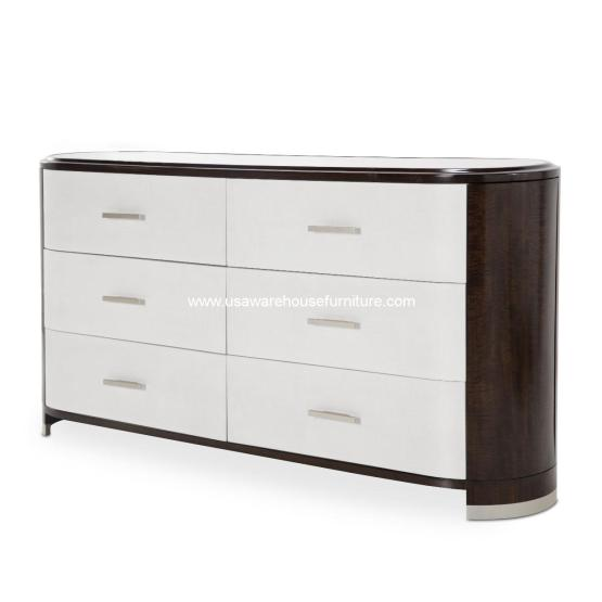 Micheal Amini Paris Chic Dresser