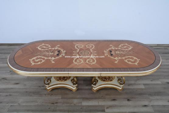 Valentina European Dining Table
