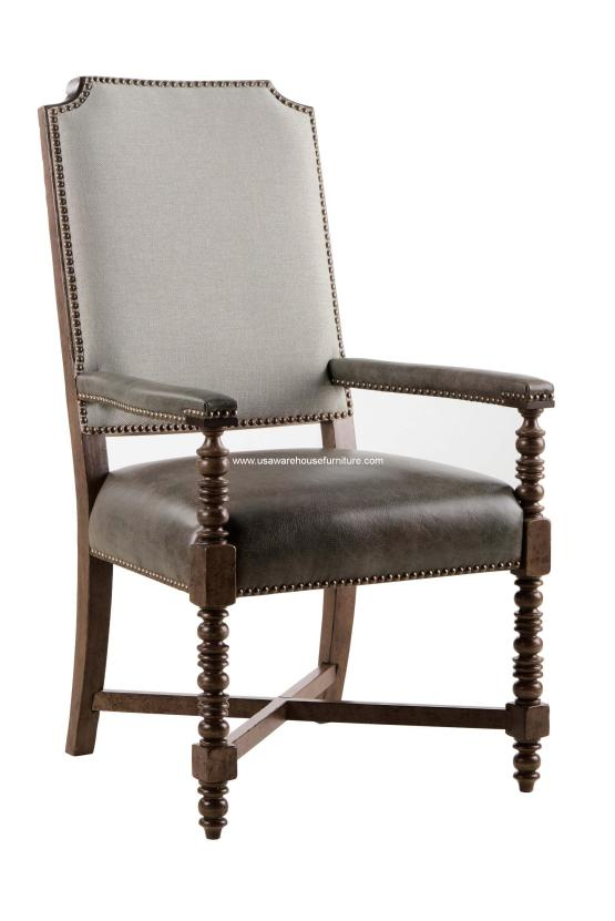 Distiller Upholstered Arm Chair