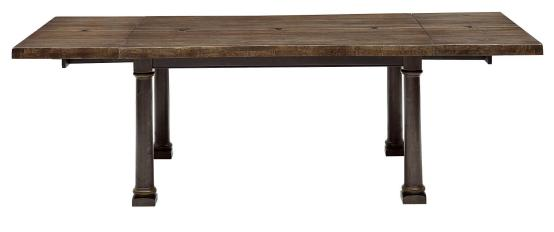 Live Edge Rectangular Dining Table