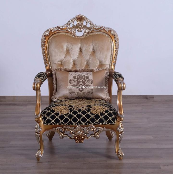 Saint Germain II Accent Chair