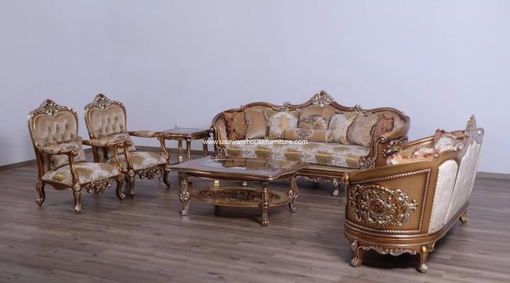 Saint Germain Sofa Set
