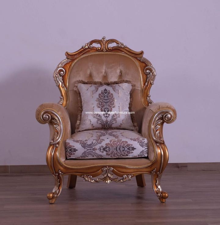 Tiziano II Accent Chair