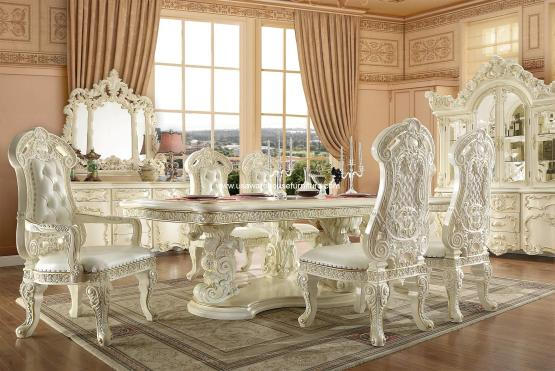 9 Pieces HD-8089 Dining Room Set
