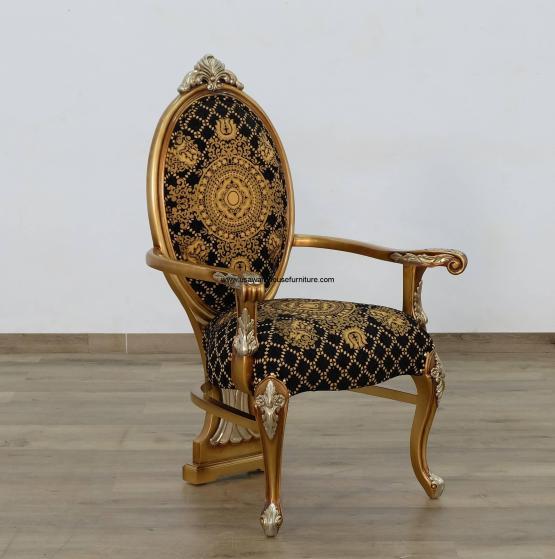 Emperador Dining Arm Chair