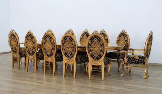 Emperador Dining Room Set