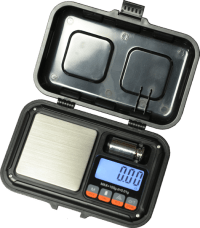 US-RUGGED 100g x 0.01g - Tough Portable Digital Scale ...