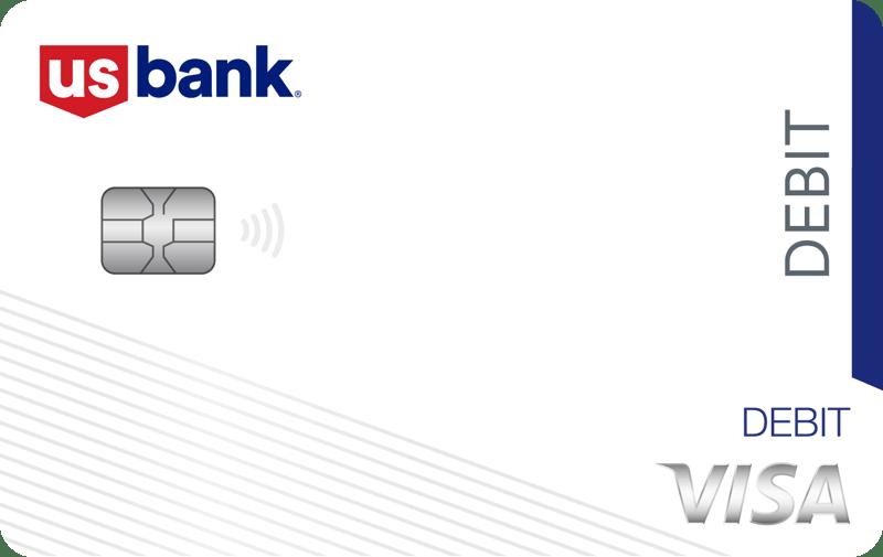 U S Bank Visa Debit Card Atm And Debit Cards U S Bank