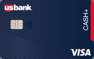 U.S. Bank Cash+ credit card